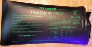 Seed Starting Heat Mat